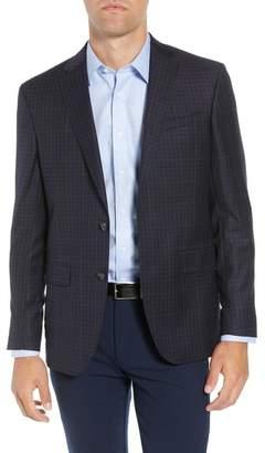 b2d5831d8c01 Ted Baker Jay Trim Fit Plaid Wool Sport Coat