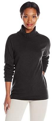 Dockers Women's Novelty-Stitch Turtleneck Sweater $15.22 thestylecure.com