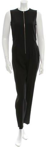 Michael Kors Wool Sleeveless Jumpsuit