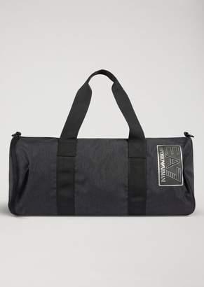 Emporio Armani Ea7 Train Visibility Gym Bag