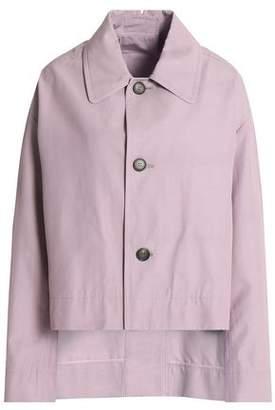 Marni Cropped Cotton-Blend Gabardine Jacket