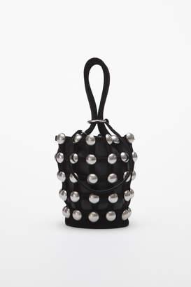 Alexander Wang Alexanderwang roxy cage mini bucket bag