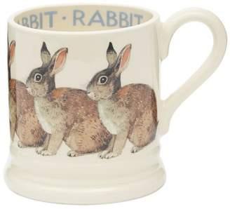 Emma Bridgewater Rabbit Half-Pint Mug