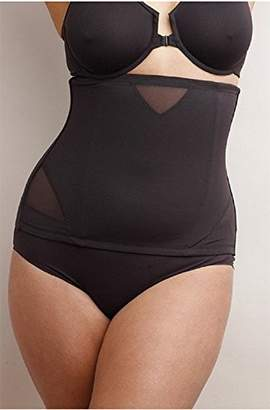 00d2ea1b38 Miraclesuit Shapewear Women s Extra Firm Sexy Sheer Step-In Waist Cincher Body  Shaper SM