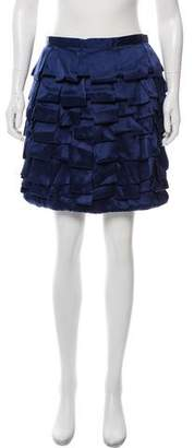 Timo Weiland Tiered Mini Skirt