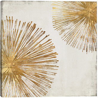 Pi icanvasart Gold Star I By Galerie