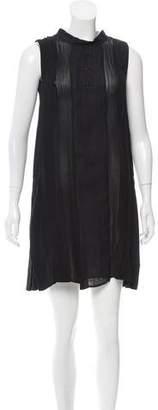 Chloé Sleeveless Mini Dress