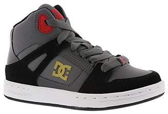 DC Boys' Pure HIGH-TOP Skate Shoe