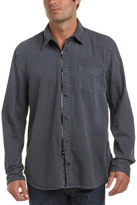 Hudson Jeans Jeans Asher Zip Shirt
