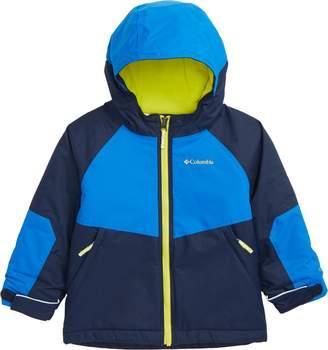 Columbia Alpine Action Omni Heat Waterproof Hooded Jacket