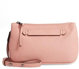 Longchamp 3D Leather Crossbody Bag