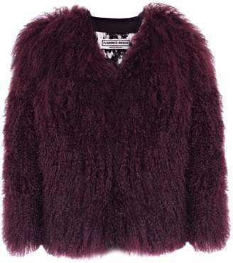Florence Bridge - Matilda Jacket Burgundy