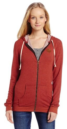 Arbor Juniors Avenue Light Weight Zip Hoodie