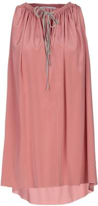 reputable site 18777 77421 Agnona Pink Women's Tops - ShopStyle