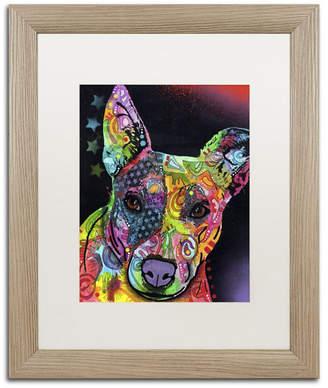 """Roxy Dean Russo 'Roxy' Matted Framed Art - 20"""" x 16"""" x 0.5"""""""