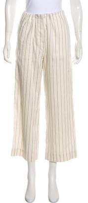 Ivan Grundahl High-Rise Wide-Leg Pants w/ Tags