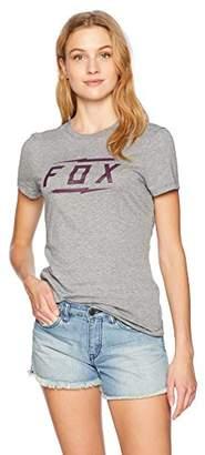 Fox Junior's Bolted Short Sleeve Crew T-Shirt