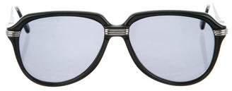 Cartier Platinum Vitesse Sunglasses