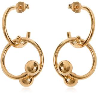 J.W.Anderson Pierce Couple Earrings