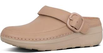 FitFlop Gogh Pro Superlight Leather Clogs