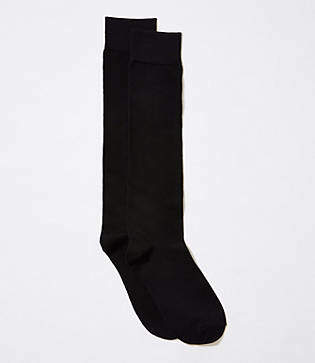 LOFT Basic Boot Socks