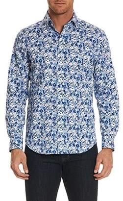 Robert Graham Men's Asher Long Sleeve Slim Fit Shirt