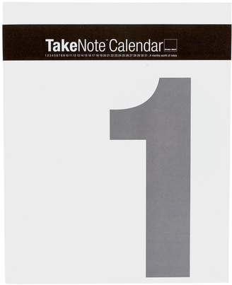 Design Ideas TakeNote Large Calendar