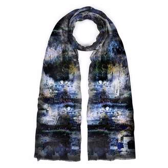 Coleman Louise Midnight Cashmere Scarf
