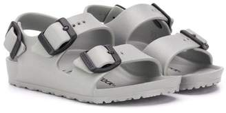 Birkenstock Kids buckle strap sandals