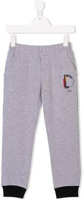 Christian Dior D is for printed track pants