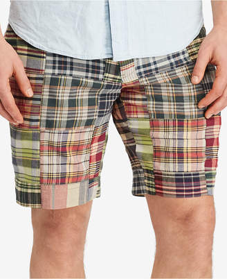 Polo Ralph Lauren Men's Big and Tall Madras Plaid Shorts $98.50 thestylecure.com