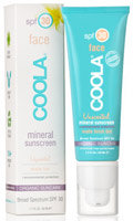 Coola Face SPF 30 Mineral Matte Tint Unscented 1.7oz