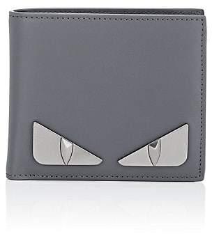 Fendi Men's Bag Bugs Leather Billfold