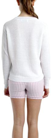 A.L.C. Aliza Sweater in White