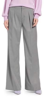 Halogen High Waist Wide Leg Pants