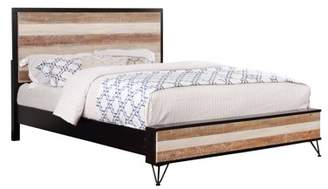 Furniture of America Colbert Rustic Bed, Multiple Sizes, Multiple Colors