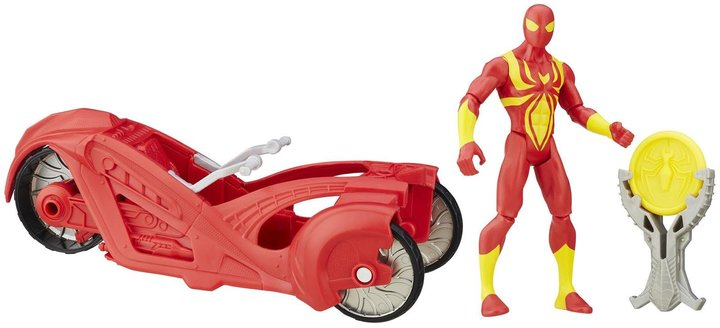 Spiderman Iron Spider Ground Vehicle