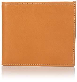 Leone Braconi Men's Bi Fold Wallet