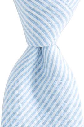 Vineyard Vines Kennedy Stripe Patchwork Skinny Tie