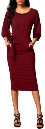 Lrud Women's Spaghetti Strap Gowns Lace High Low Mermaid Bodycon Maxi Dress