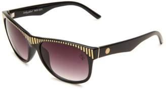 Baby Phat B2072SBLK0058 Butterfly Sunglasses