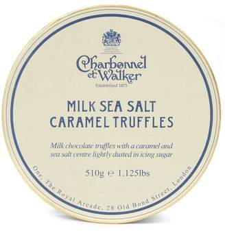 Charbonnel et Walker Milk Sea Salt Caramel Truffles 510g