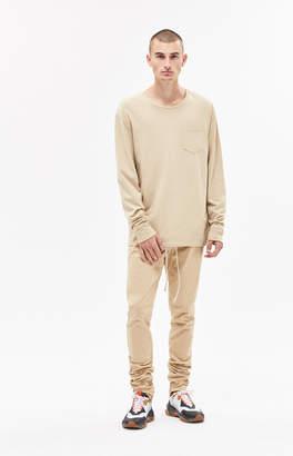 Pacsun Drop Skinny Khaki Jogger Pants