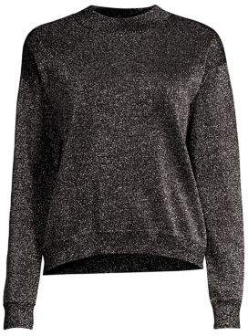 BOSS Funday High-Low Knit Sweater