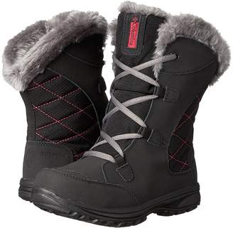 Columbia Kids Ice Maidentm Lace II Boot Girls Shoes