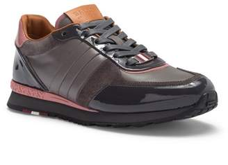 Bally Leather Trainer Sneaker