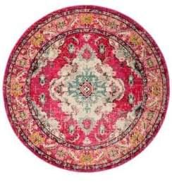 Safavieh Printed Round Rug