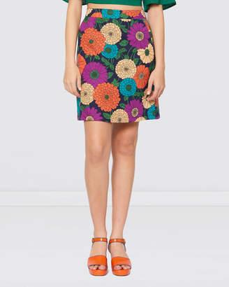 Bonnie Floral Skirt