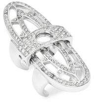 CC SkyeRenaissance Crystal Studded Ring