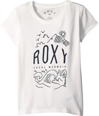 Roxy Kids See You Again Night Surf T-Shirt Girl's T Shirt